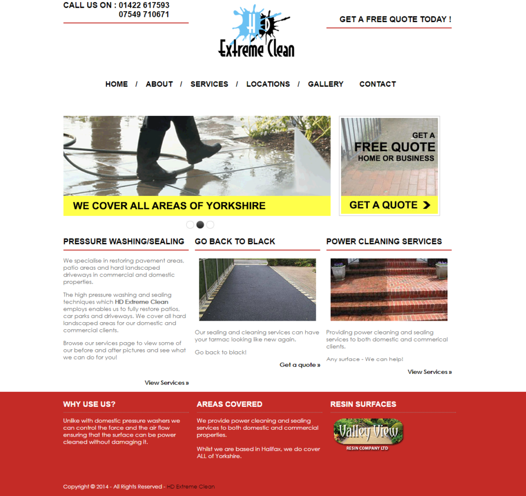 Attract new clients with a website by Lees Design & Marketing